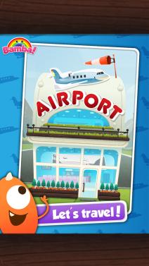 Bamba Airport - iphone1