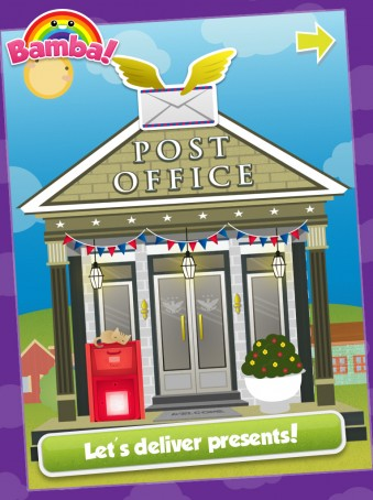 Bamba Post Office - ipad2