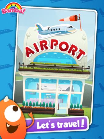 Bamba Airport - ipad