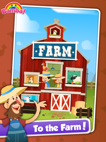 Bamba Farm - ipad