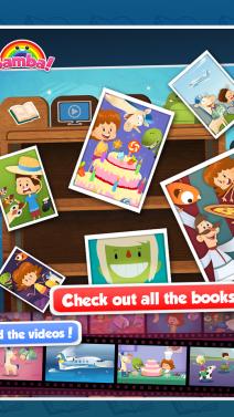 Bamba Books - iphone1