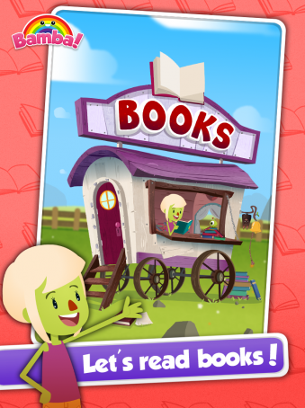 Bamba Books - ipad2