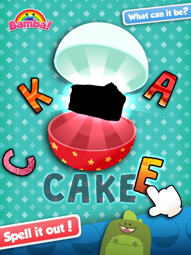 bamba surprise | bamba! apps for kids