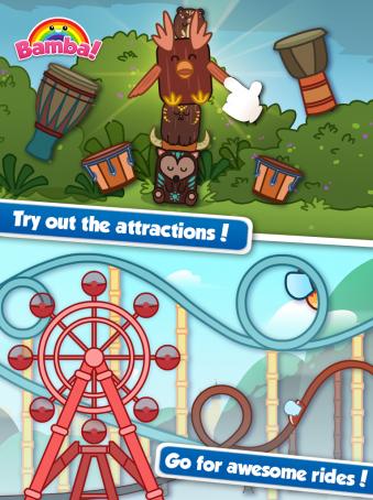 Bamba Wonderland - ipad2