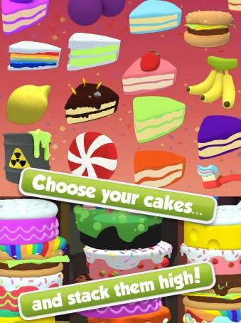 Bamba Birthday Cake - ipad