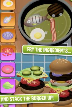 Bamba Burger 2 - android_phone3