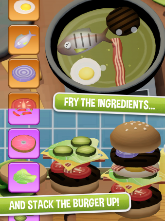 Bamba Burger 2 - ipad