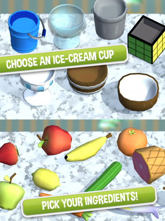 Bamba Ice Cream 2 - ipad2